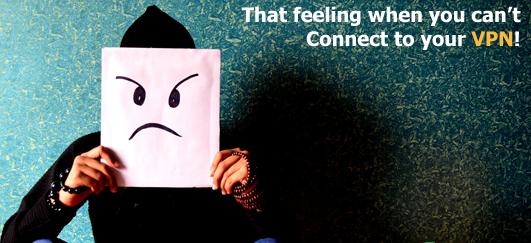 چه مواردی اتصال VPN را دچار مشکل می سازد